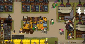 ゾンビ蔓延る世界の村作りシム『EndZ Village』Steam早期アクセス開始―ゾンビの襲撃にもめげずに村作り