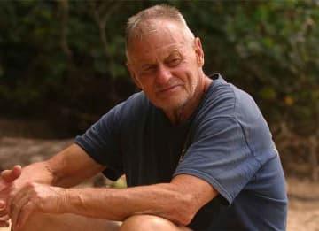 Rudy Boesch On 'Survivor'