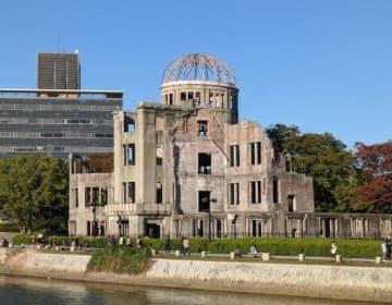 保存工事が3度目の入札不調となった原爆ドーム
