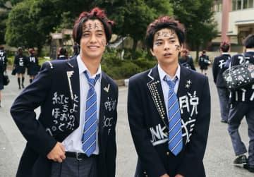 佐藤勝利&高橋海人共演映画「ブラック校則」が初日満足度1位獲得!『心が揺さぶられた』
