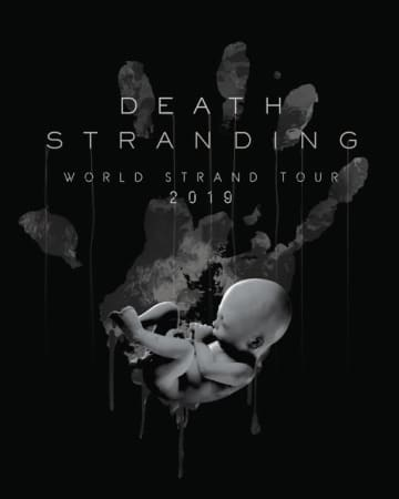『DEATH STRANDING』発売記念イベント「World Strand Tour 2019 Osaka」参加者の募集が開始!小島監督によるトークステージ等を予定