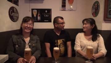 アルデンヌの爽やかなダブルホワイトで、素敵な横須賀の夜に乾杯!