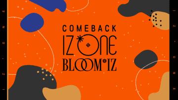 IZ*ONE、『COMEBACK IZ*ONE:BLOOM*IZ』日韓同時放送決定!
