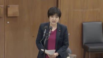 衆議院 / Via shugiintv.go.jp 「血液クレンジング」について質問した尾辻かな子衆院議員