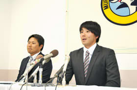 ドラフト5位で北海道日本ハムファイターズ入団を果たした瀬川投手(26年10月23日撮影)