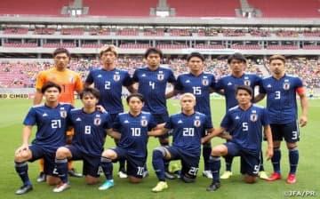 U-22サッカー日本代表初の国内戦「キリンチャレンジカップ」コロンビア代表戦開催