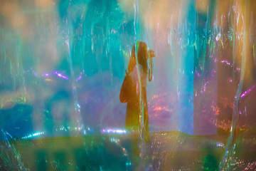 日本人芸術家8人の作品も展示 中日芸術交流展開催