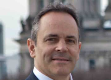 Kentucky Gov. Matt Bevin (usbotschaftberlin/Wikipedia)