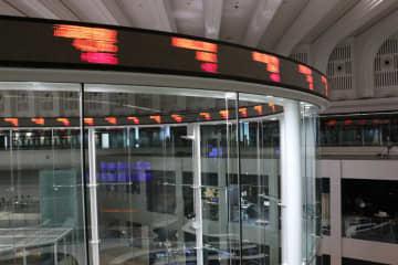 株価が意外な動きを(イメージ)