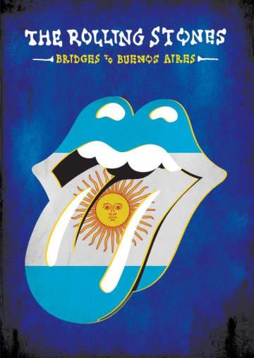 『ブリッジス・トゥ・ブエノスアイレス』DVDジャケット写真