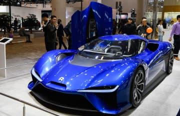 NIO、モービルアイと戦略提携 L4自動運転車を共同開発