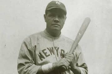 「野球の神様」として知られるベーブ・ルース氏【写真:Getty Images】