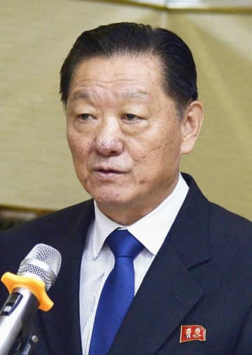 北朝鮮外務省の宋日昊大使