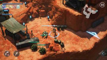 直感操作の本格ARPG『N.E.O』PC版がリリース―未知の惑星での一人と一匹の戦い