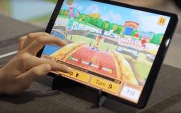 シンガポールの研究者らが開発した、ADHDの子どもの集中力や認知機能を高めるためのゲーム(ニューロ提供)