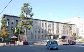 越前市役所=福井県越前市