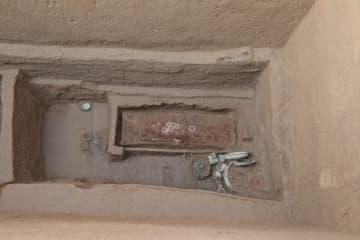 秦咸陽城遺跡で出土した青銅器、「蜀守・斯離」が製造責任者と判明