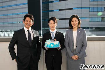Snow Man・渡辺翔太の誕生日を織田裕二&松嶋菜々子が祝福! 抱負を述べるもまさかのNG!?