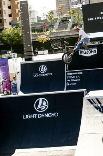 トップレベルの選手が出場!BMXフリースタイル国内シリーズ戦「Japan Cup」開催
