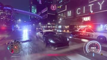『Need for Speed Heat』発売!昼と夜で異なるレースシーンを制しパームシティで伝説となれ