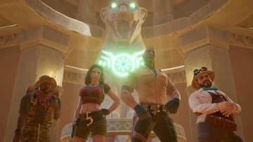 「ジュマンジ」のゲーム新作『JUMANJI: The Video Game』発売!団結して危機を乗り越えろ