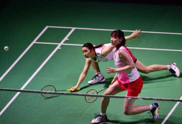 日本の松本・永原組、準決勝で敗退 バドミントン福州中国OP