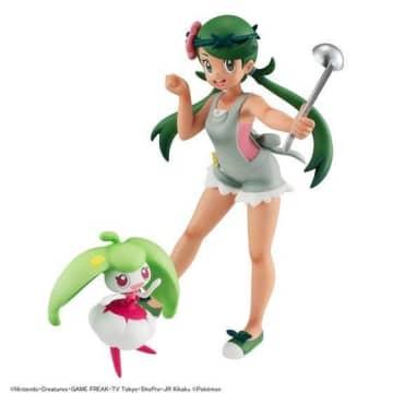 「G.E.M.シリーズ ポケットモンスター マオ&アママイコ 【プレミアムバンダイ特典付き】」8,030円(税込)(C)Nintendo・Creatures・GAME FREAK・TV Tokyo・ShoPro・JR Kikaku(C)Pokemon