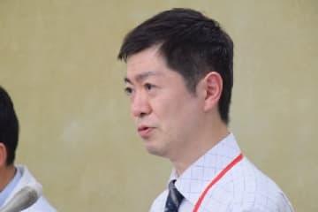 ケイセイ・フーズ労働組合の加藤正樹執行委員長(2019年11月7日/弁護士ドットコム撮影)