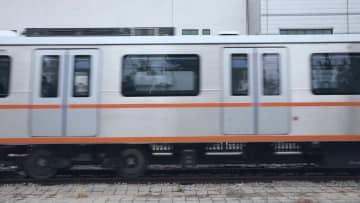 中車唐山の新型地下鉄車両、自動運転テストに合格