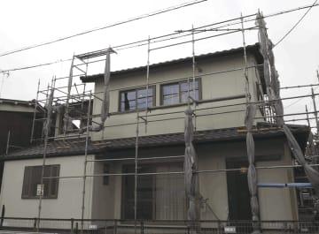 YKK AP と平安建材は築112年の京町家をリノベーション、HEAT20のG2グレード相当まで性能を高めた(リノベーション前)