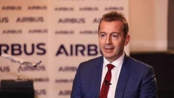 中国とエアバス社、ナローとワイドの両タイプ機で協力強化