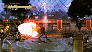 90年代リスペクトの本格横スク格闘『The TakeOver』Steamで正式リリース