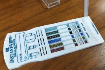 SACHICOで使用している簡易検査キット(2019年9月、弁護士ドットコム撮影、大阪府)