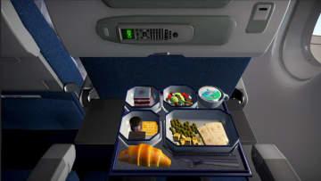 飛行機乗客シミュレーター『Airplane Mode』2020年にSteamでテイクオフ!タキシング、離陸、機内食など徹底再現