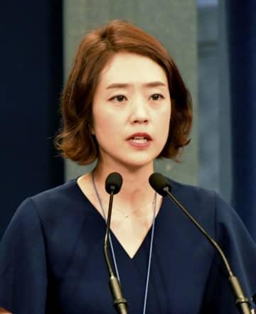 韓国大統領府の高ミン廷報道官