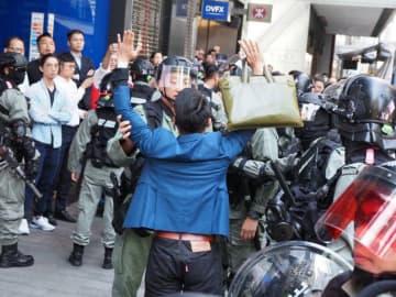 Central. Photo: Benjamin Yuen/United Social Press.