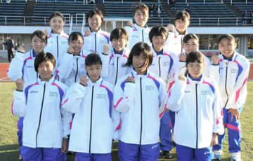 前回より順位を三つ上げ9位になった福島県チーム