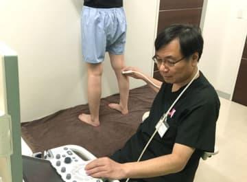 東京血管外科クリニック・榊原直樹医師(C)日刊ゲンダイ