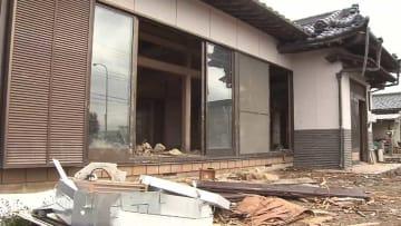 台風19号から1ヵ月…高齢農家「補助金あっても農業続けるのが難しい」