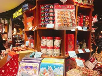 カルディのクリスマス商品がむちゃ可愛い!300円ちょっとだから絶対買い!!