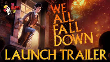 ディストピアADV『We Happy Few』ビクトリア・ビングが主人公の最終DLC「We All Fall Down」11月19日配信…ローンチトレイラーも公開