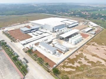 チカラン工場の外観