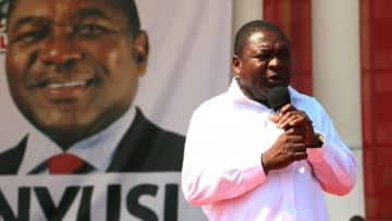 In Mozambique, Frelimo's landslide electoral victory rejected by opposition