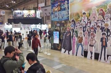 Picture Alliance / picture alliance via Getty Image 毎年3月に開催されているアニメイベント「AnimeJapan」。2019年は2日間で約14万人が来場した