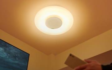 ソニー、多機能LEDシーリングライトにaptX LL対応で低遅延実現の新モデル
