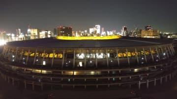 新国立競技場を望むホテルが登場