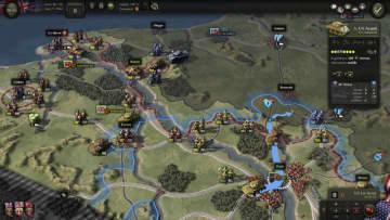 WW2ターン制ストラテジー『Unity of Command II』Steamにて配信開始―敵の兵站を絶ち包囲せよ