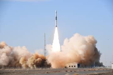 中国、「吉林1号」高分02A衛星打ち上げに成功