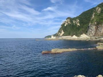 本来、ポイントとは岬のこと。