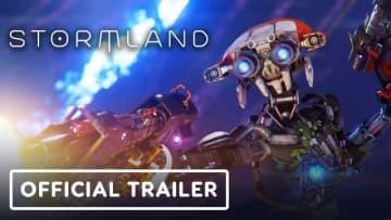 『Marvel's Spider-Man』のInsomniac開発のVRアクションADV『Stormland』ローンチトレイラー公開